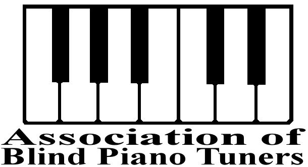 Association of Blind Piano Tuners Logo